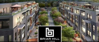 Briar Hill at Dufferin City Towns