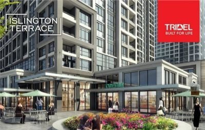 Islington Terrace Condominiums by Tridel