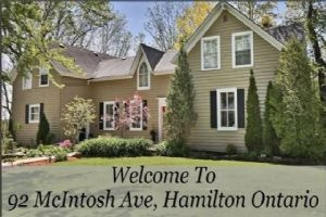 92 Mcintosh Ave, Hamilton